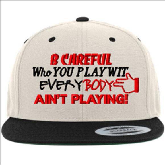 59fffb8ef42 CardiB hiphop Fashion Caps Snapback White Black